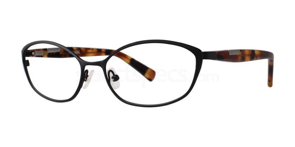Black V358 Glasses, Vera Wang