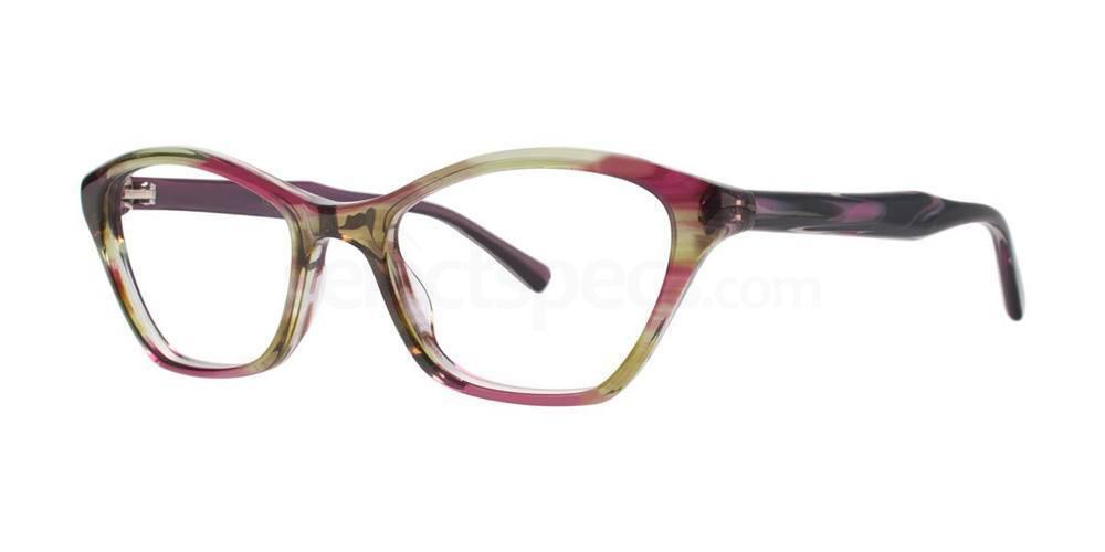 Aubergine V364 Glasses, Vera Wang