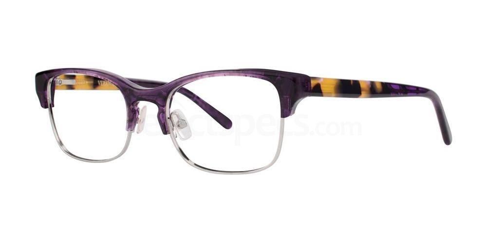 Amethyst V383 Glasses, Vera Wang