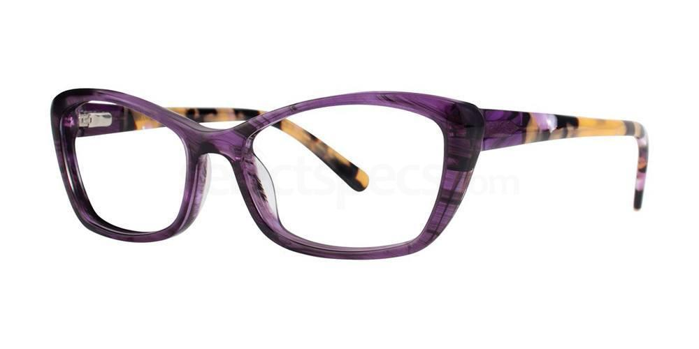 Amethyst V384 Glasses, Vera Wang