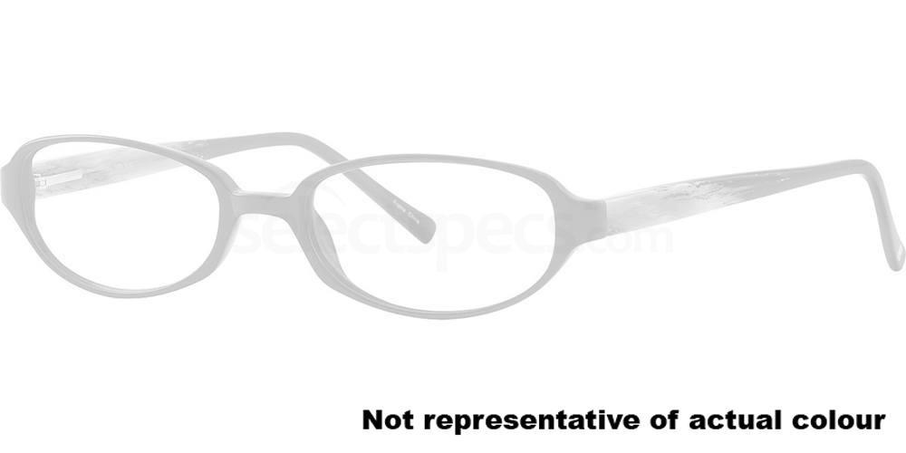 Flat Black V45 Glasses, Vera Wang