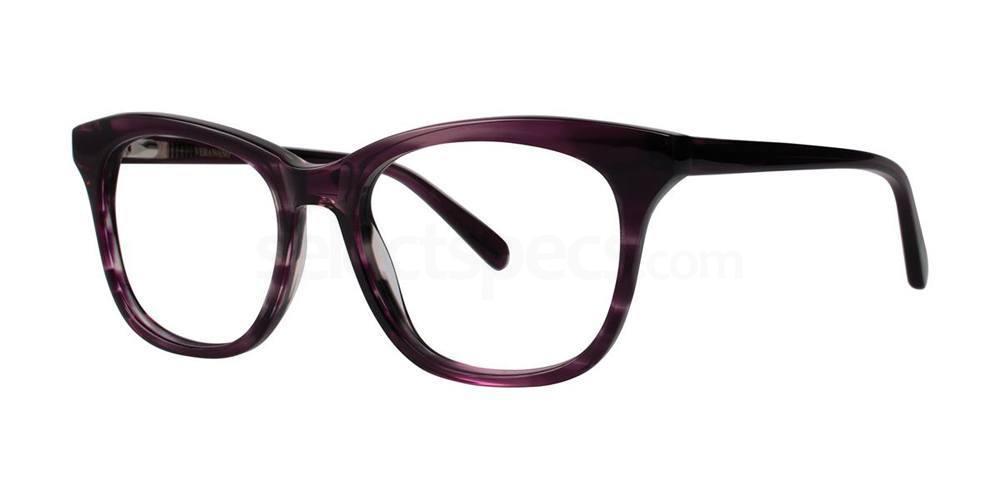 Amethyst V377 Glasses, Vera Wang