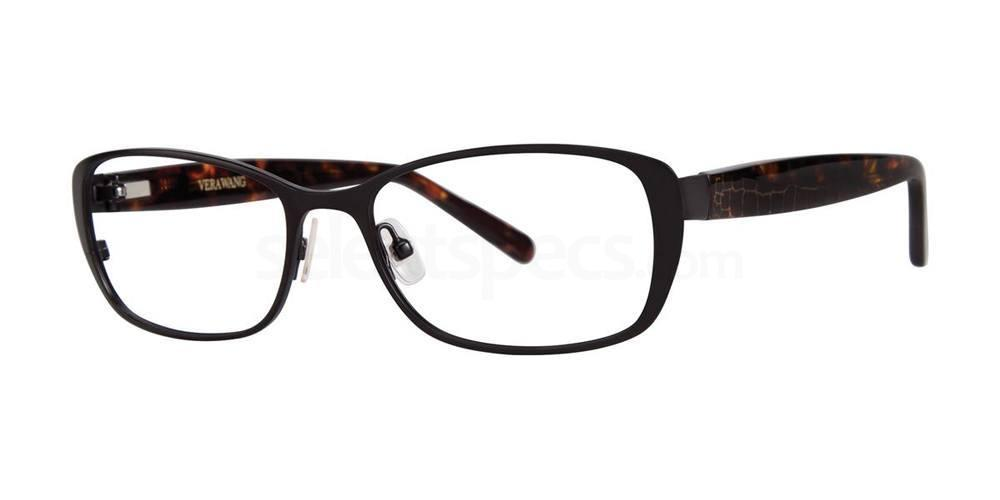 Black V378 Glasses, Vera Wang