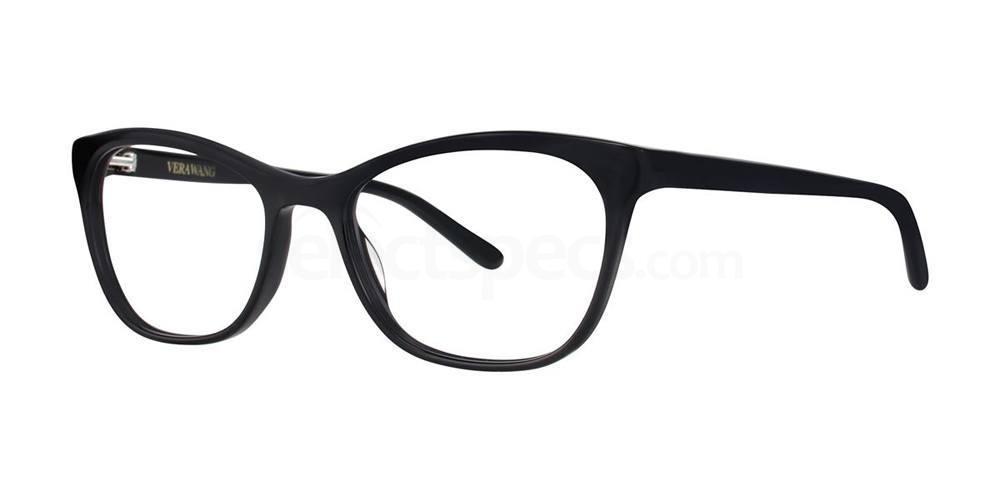 Black V380 Glasses, Vera Wang