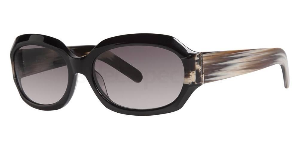 Black Horn V200 Sunglasses, Vera Wang