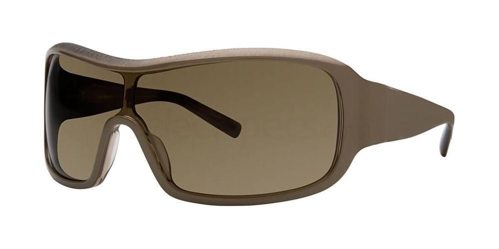 Khaki V234 Sunglasses, Vera Wang