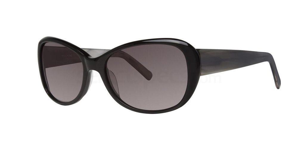 Black V267 Sunglasses, Vera Wang