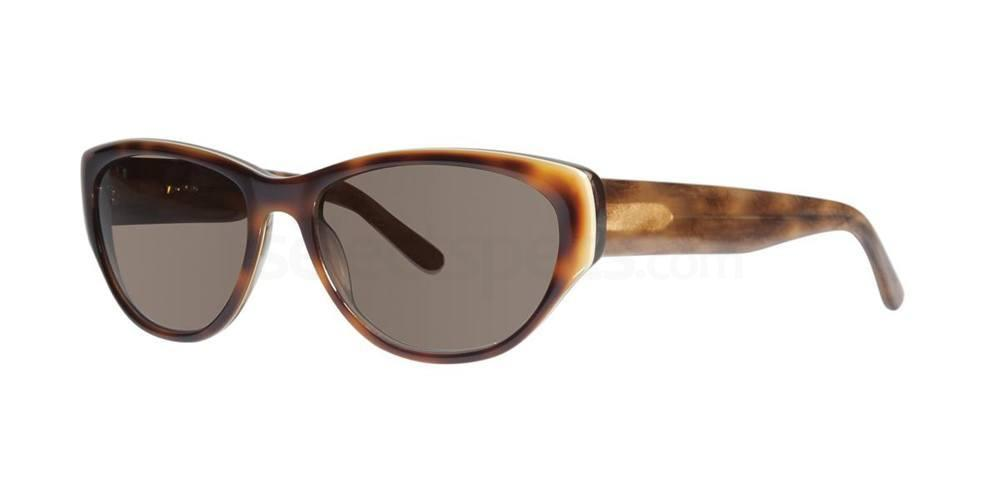 Honey Tortoise V269 Sunglasses, Vera Wang
