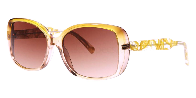 Spring Gradient V287 Sunglasses, Vera Wang