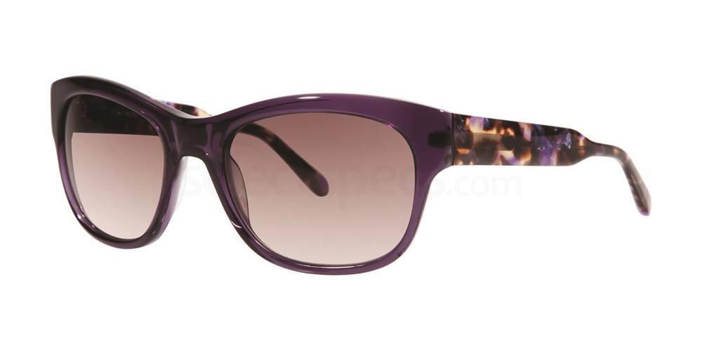 Amethyst V299 Sunglasses, Vera Wang