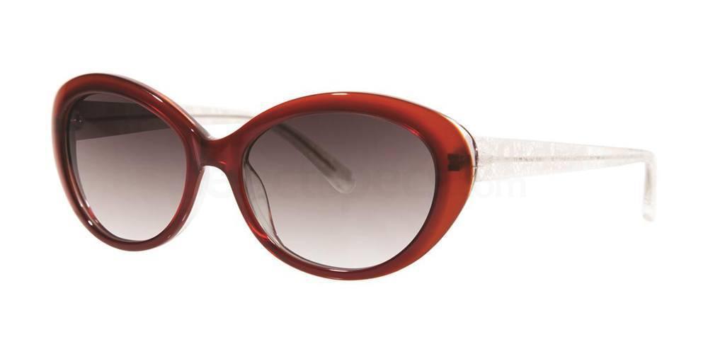 Cabernet V404 Sunglasses, Vera Wang