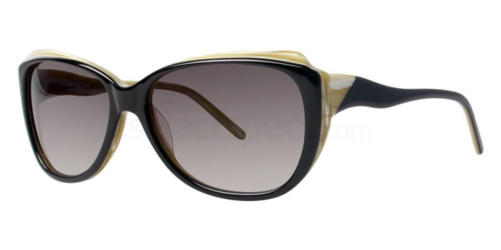 Black V424 Sunglasses, Vera Wang