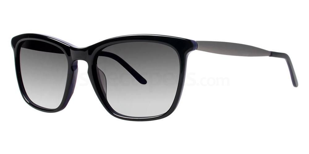 Black V410 Sunglasses, Vera Wang