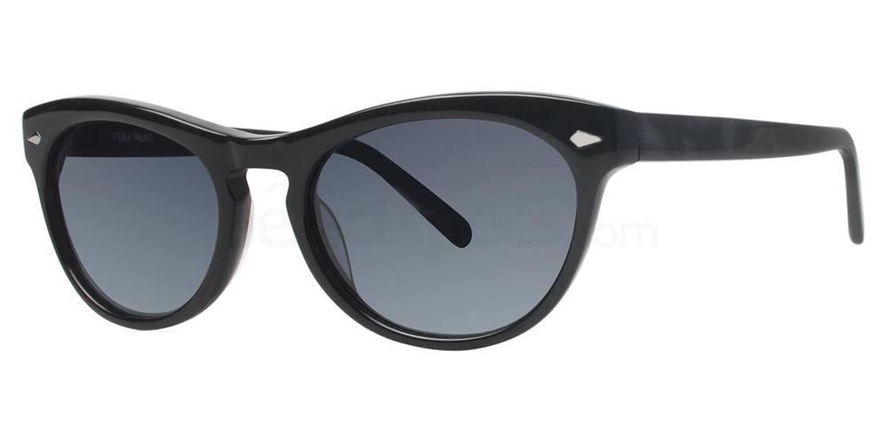 Black V413 Sunglasses, Vera Wang
