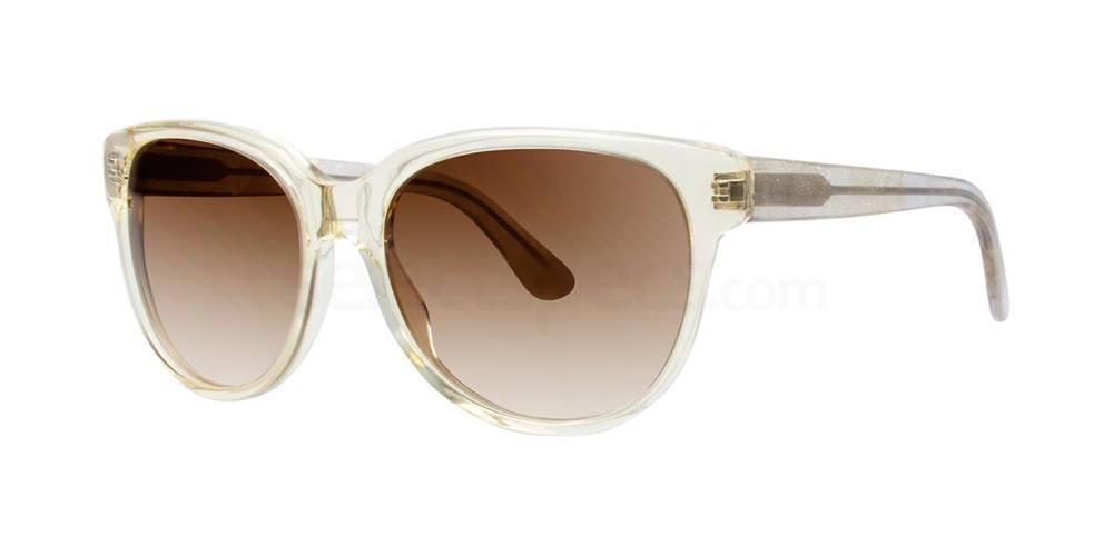 Butter Crystal V414 Sunglasses, Vera Wang