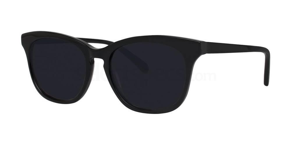 Black V448 Sunglasses, Vera Wang