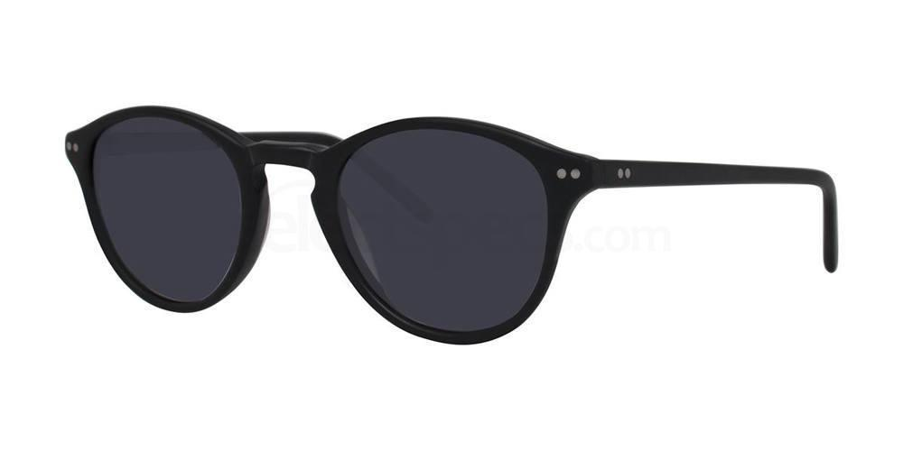 Black V449 Sunglasses, Vera Wang