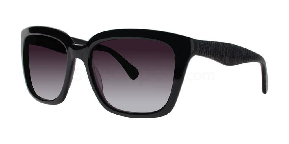 Black V437 Sunglasses, Vera Wang