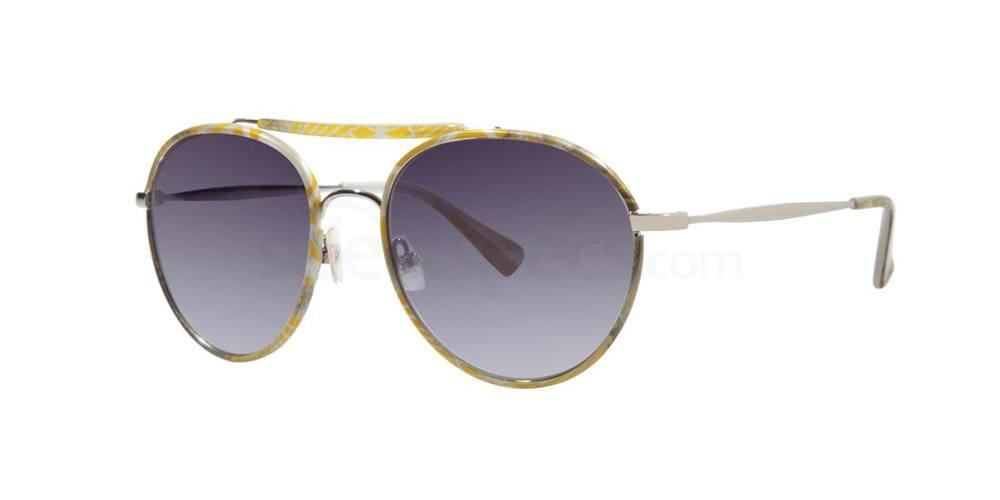 Lemon Cathedral BRANCA Sunglasses, Vera Wang