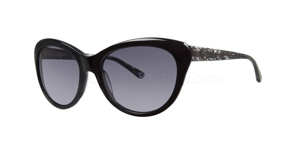 Black GERALDINE Sunglasses, Vera Wang