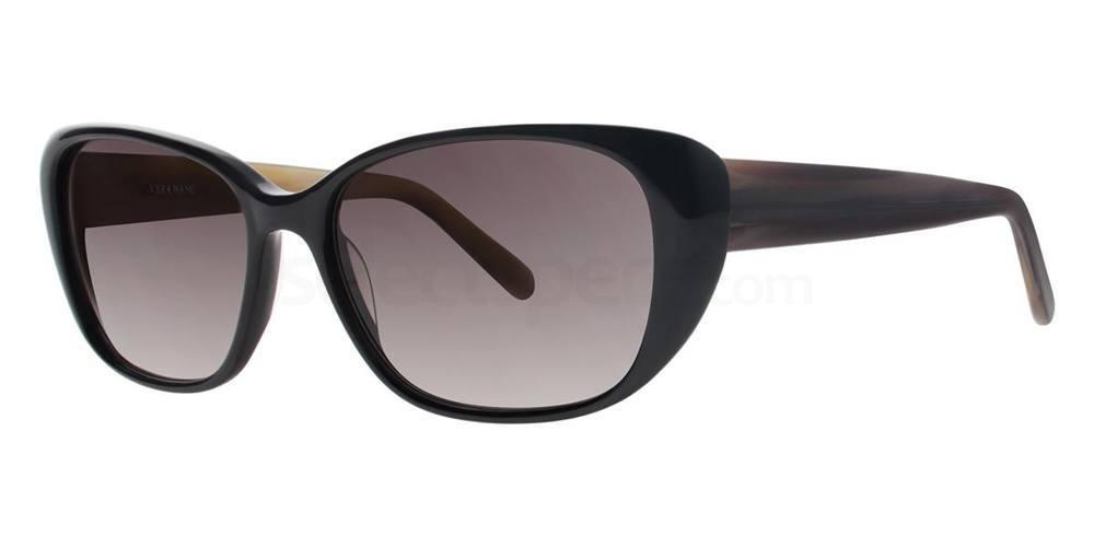 Black IBIS Sunglasses, Vera Wang