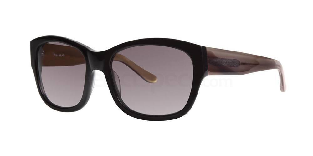 Black MARGAUX Sunglasses, Vera Wang