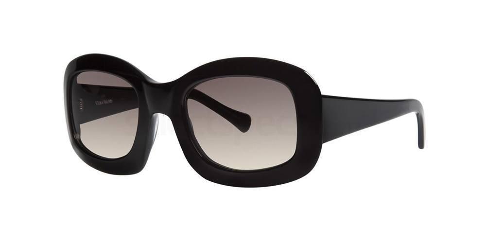 Black MITHRIL Sunglasses, Vera Wang