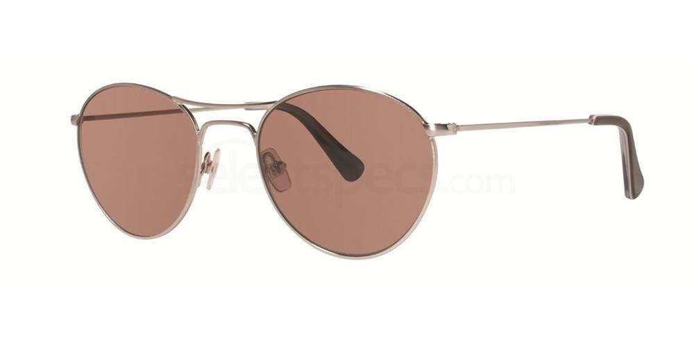 Brushed Gold MONA Sunglasses, Vera Wang