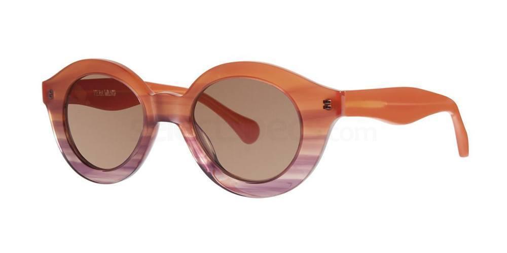 Coral SARI Sunglasses, Vera Wang