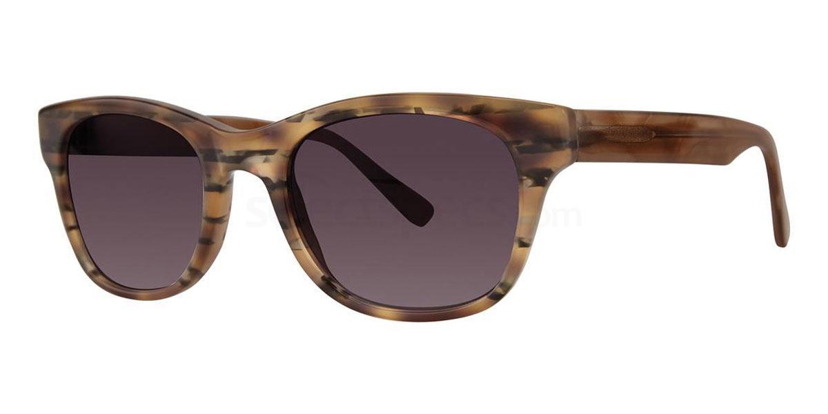 Tortoise V460 Sunglasses, Vera Wang