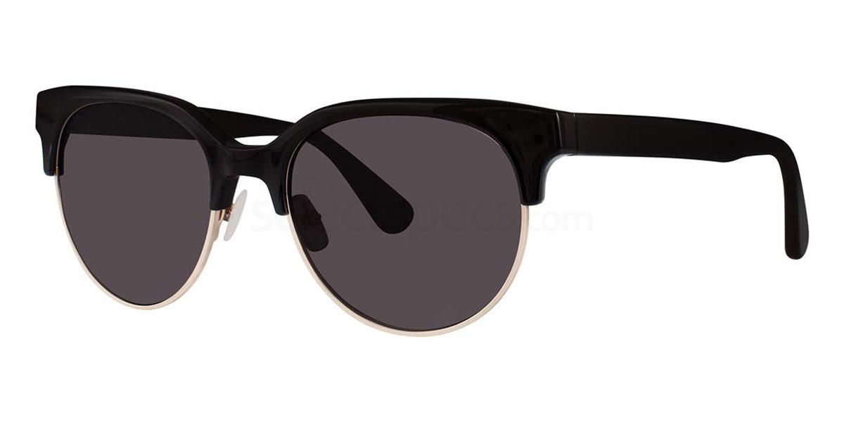 Black V462 Sunglasses, Vera Wang