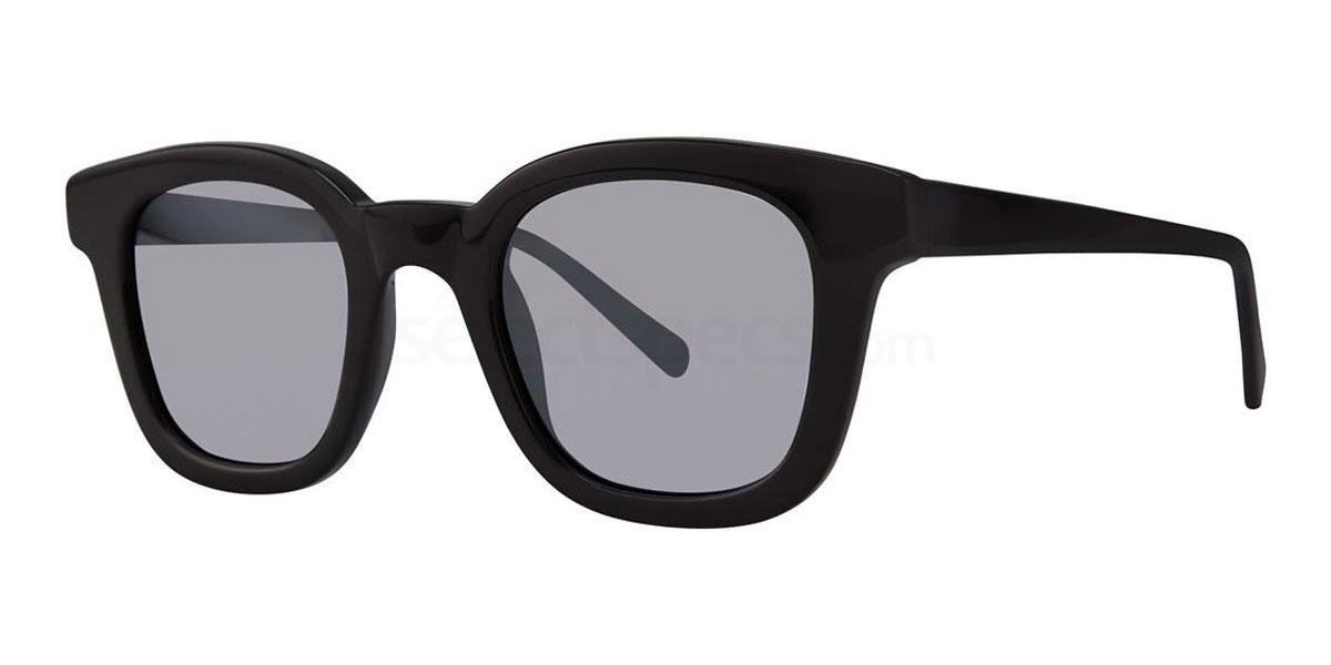 Black V465 Sunglasses, Vera Wang