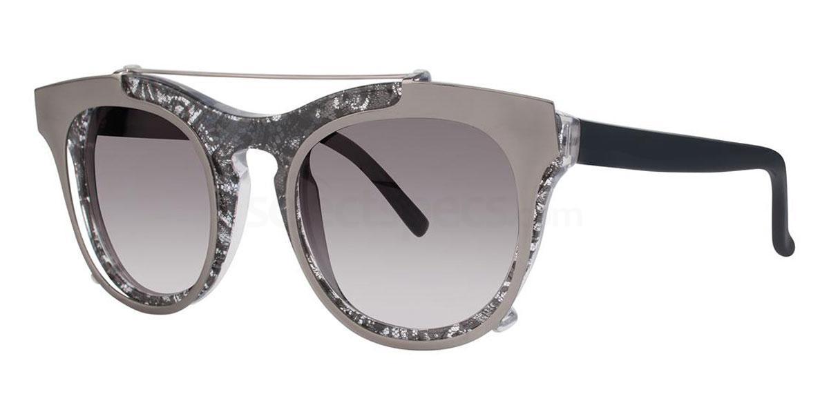 Black MIELA Sunglasses, Vera Wang