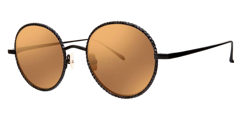Black V473 Sunglasses, Vera Wang