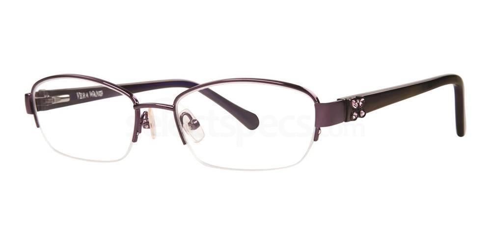 Amethyst ACACIA Glasses, Vera Wang Luxe