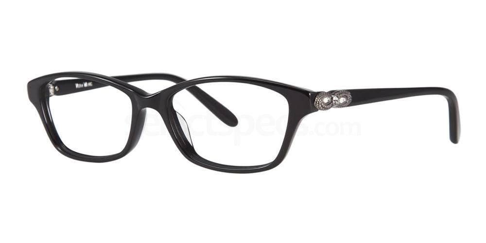 Black AISLIN Glasses, Vera Wang Luxe