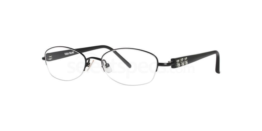 Black ALLURE Glasses, Vera Wang Luxe