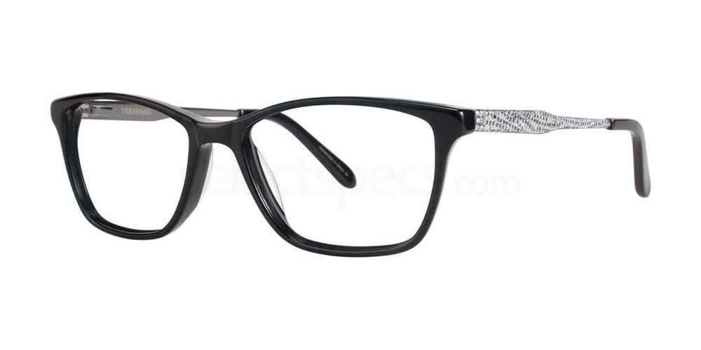 Black ALVIVA Glasses, Vera Wang Luxe