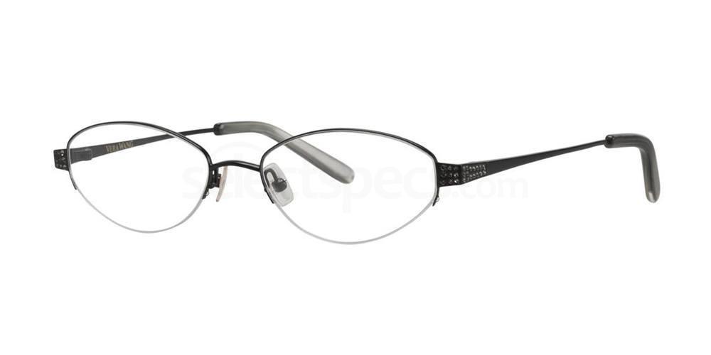 Black ASTREA Glasses, Vera Wang Luxe