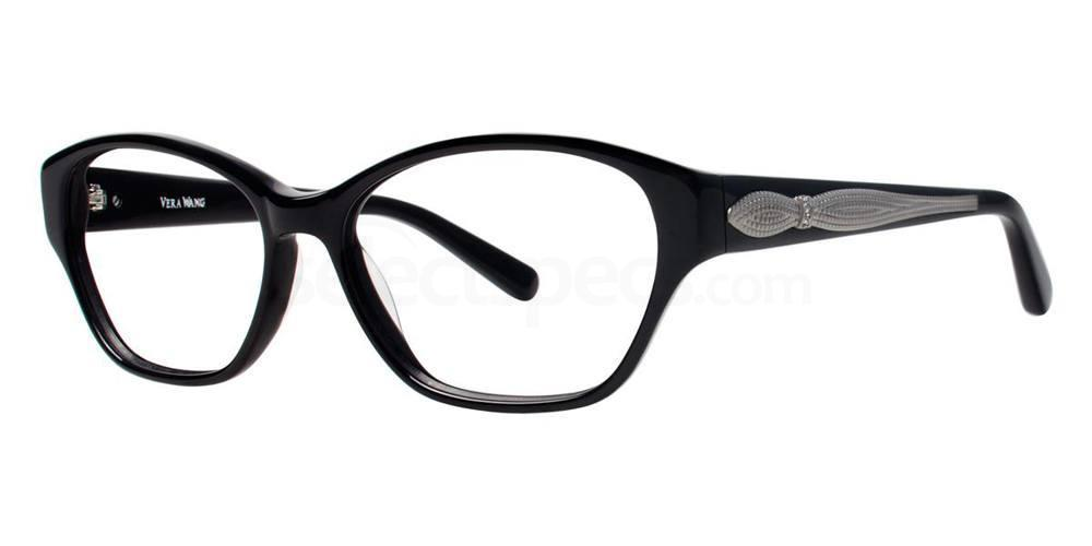 Black ATEA Glasses, Vera Wang Luxe