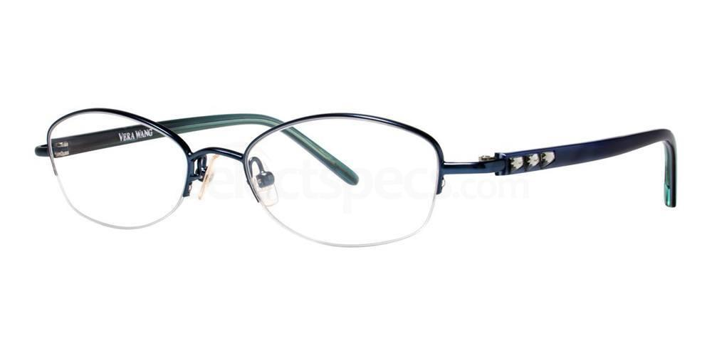 Azure BELLATRIX Glasses, Vera Wang Luxe