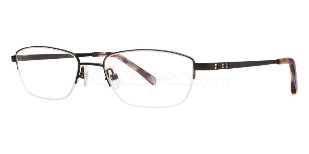 Black CALLISTO Glasses, Vera Wang Luxe
