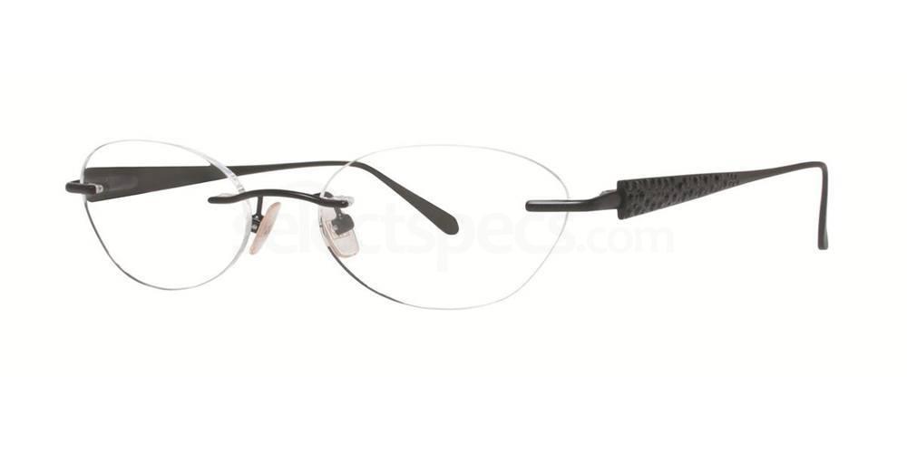 Black CAPELLA 1 Glasses, Vera Wang Luxe