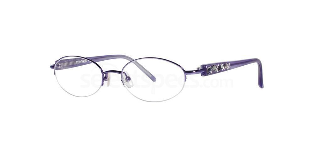Amethyst CELESTIAL Glasses, Vera Wang Luxe