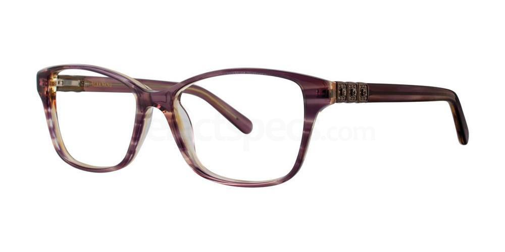 Dusty Rose CHALAN Glasses, Vera Wang Luxe