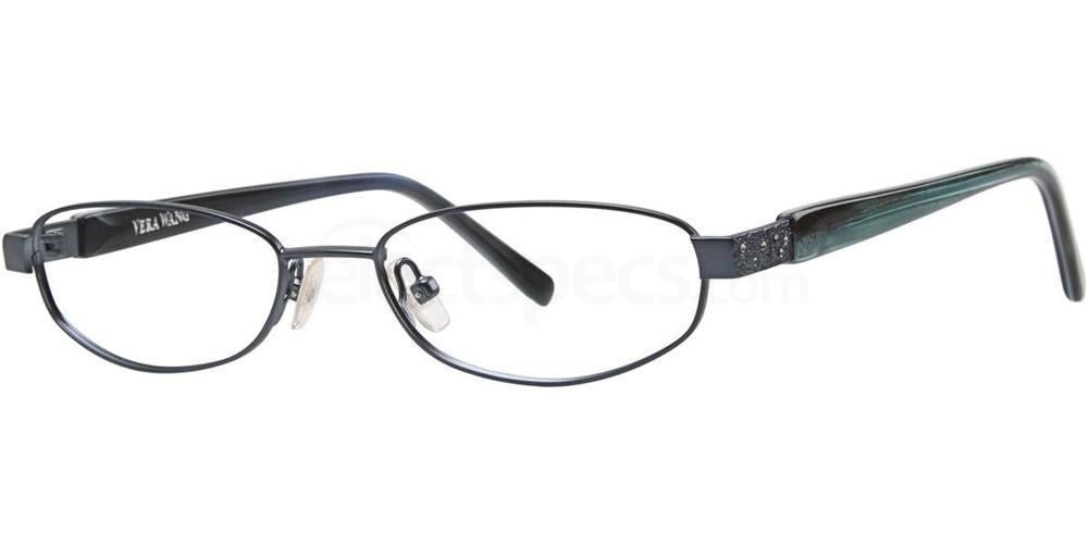 Azure CHERISH Glasses, Vera Wang Luxe