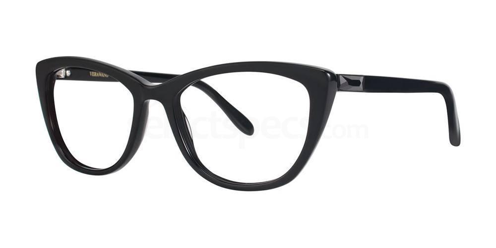 Black DEA Glasses, Vera Wang Luxe