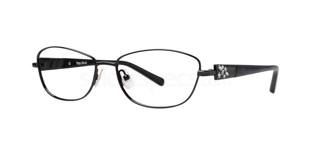 Black DIAPHANOUS Glasses, Vera Wang Luxe