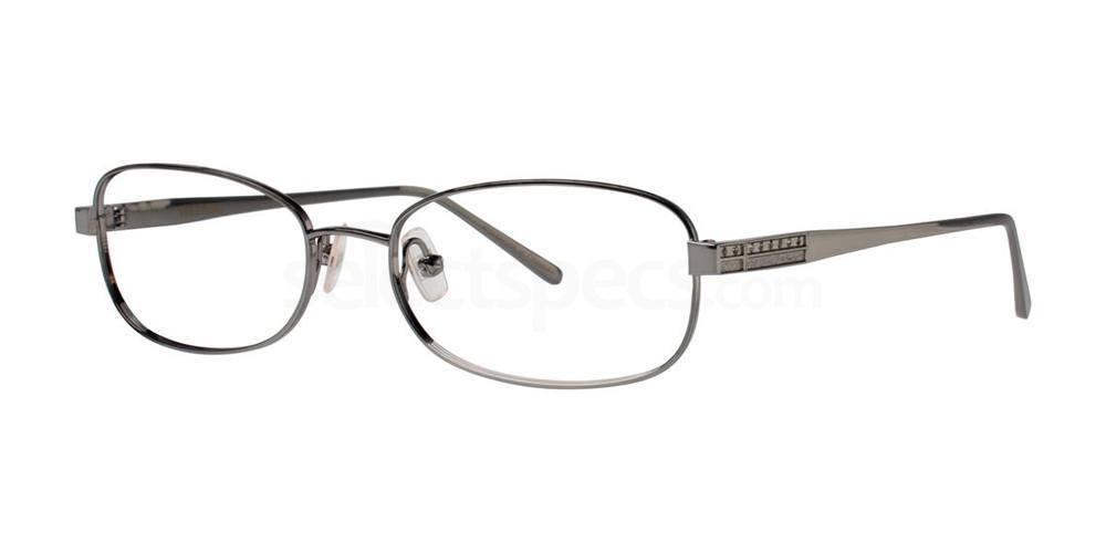 Gunmetal DOLCEZZA Glasses, Vera Wang Luxe