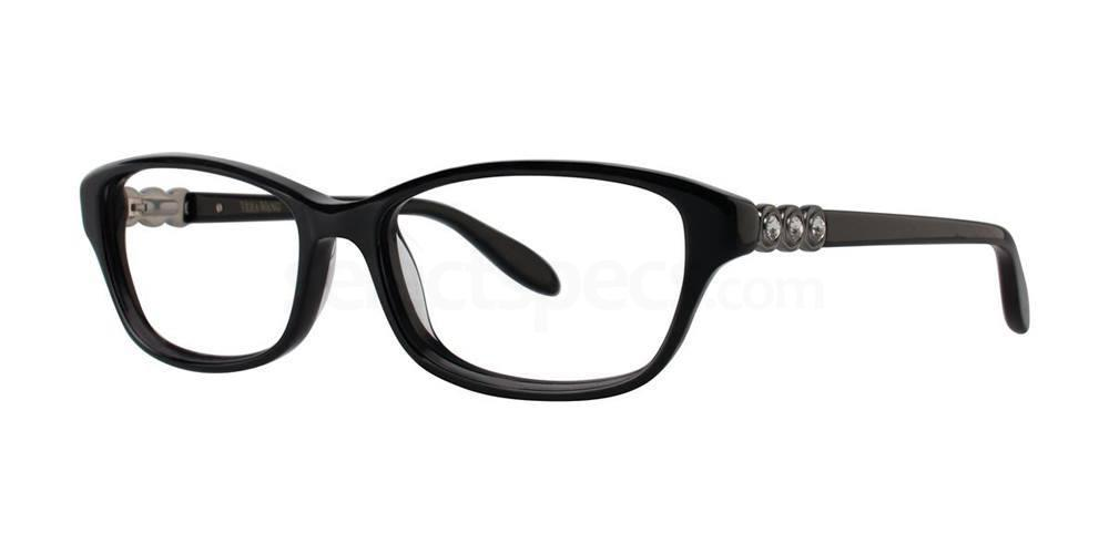 Black ELGANTINE Glasses, Vera Wang Luxe